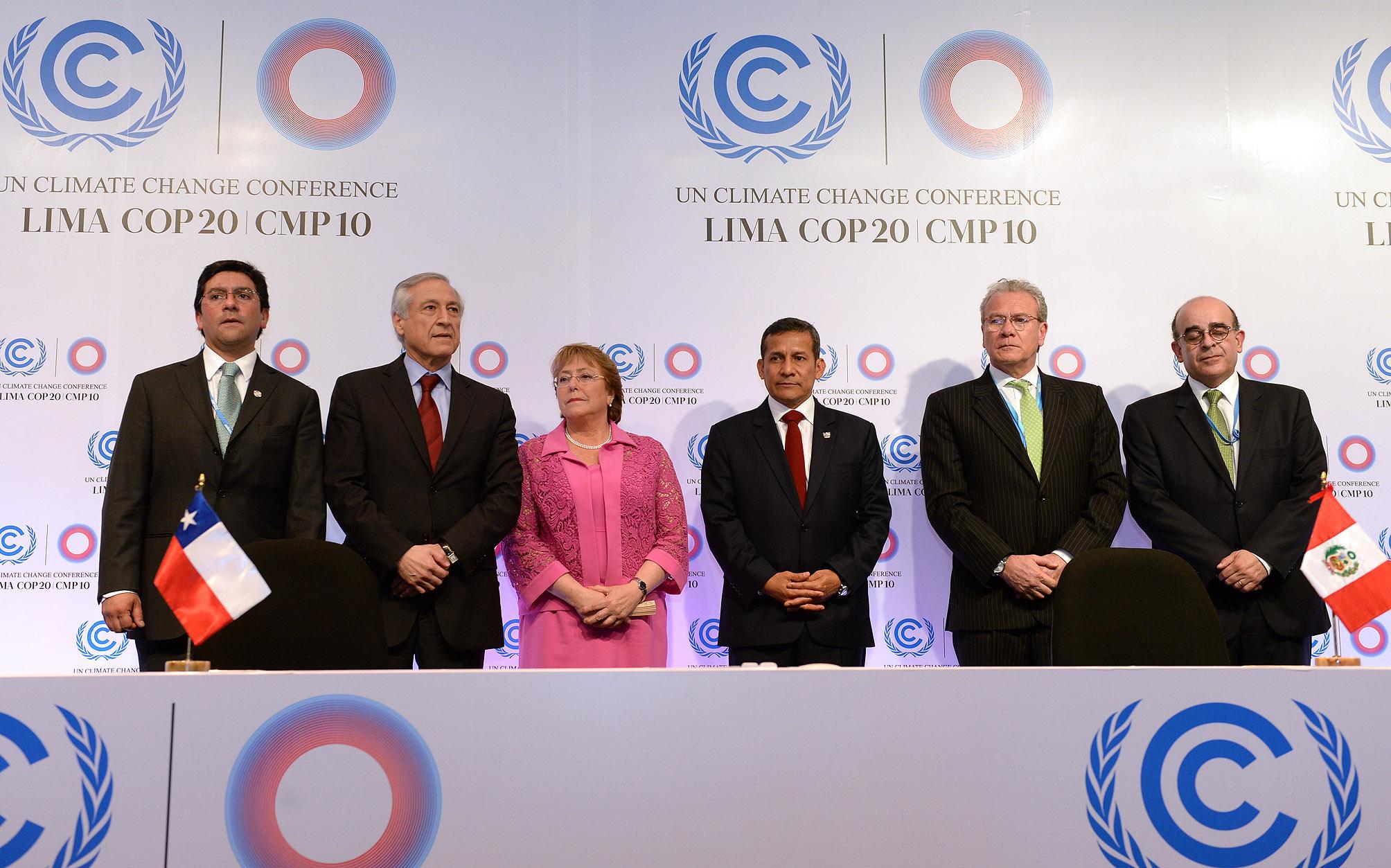 """COP20, Bachelet: """"Nuestra región juega un papel decisivo en la transición hacia un nuevo paradigma de sostenibilidad"""""""