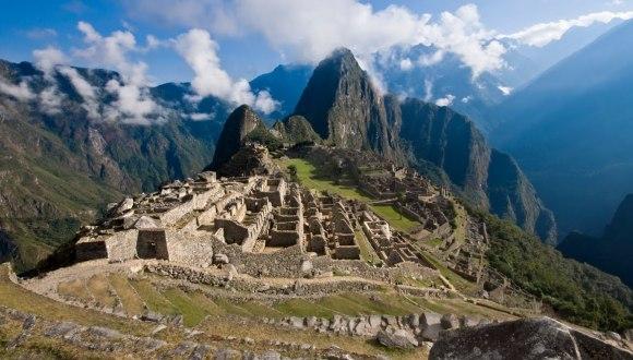 Cambio climático pone en peligro a Machu Picchu