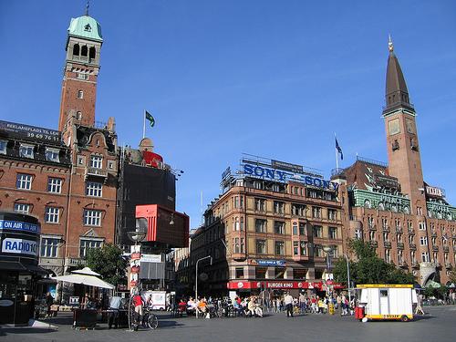 Barrio de Copenhague se la juega contra el calentamiento global