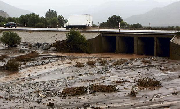 Según expertos intensas lluvias no aliviarían la sequía