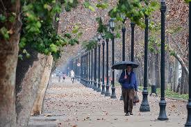 Pronostican un otoño y un invierno lluvioso