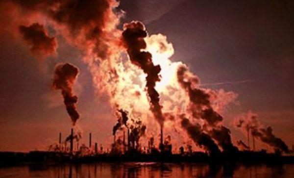 Otro récord de febrero: Concentración de CO2 en la atmósfera