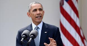 Obama exhorta a actuar ante el cambio climático