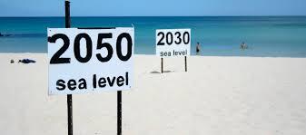 Estudio dice que el incremento del nivel del mar se aceleró