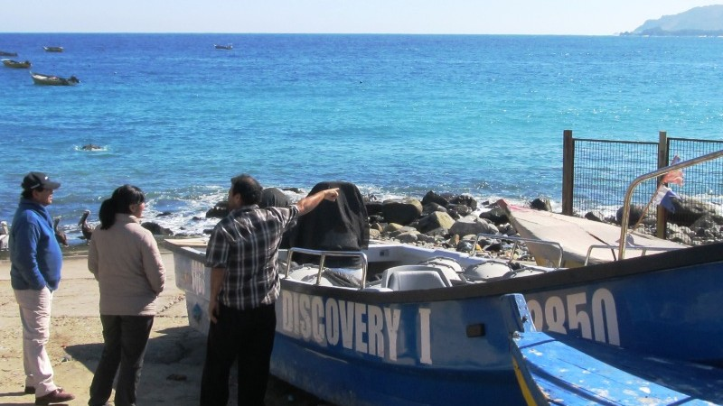 Difunden plan de adaptación al cambio climático en pesca y acuicultura