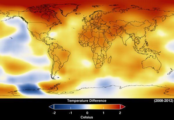 NASA reitera el drama: la Tierra lleva 7 meses consecutivos batiendo récords de calor