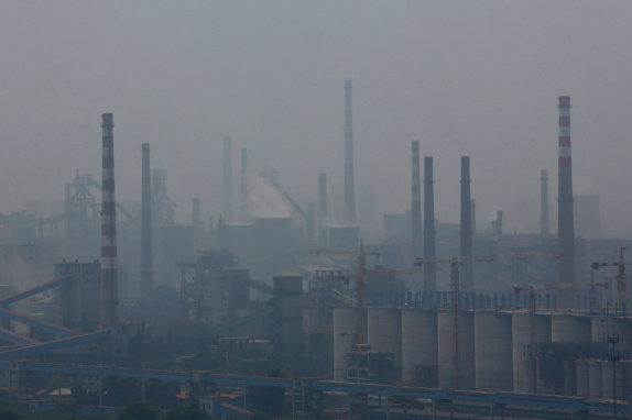 6,5 millones de personas mueren al año por contaminación del aire