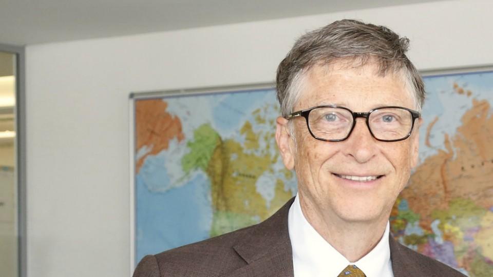 Bill Gates anuncia inversión de más de 2.000 millones de dólares en energías renovables