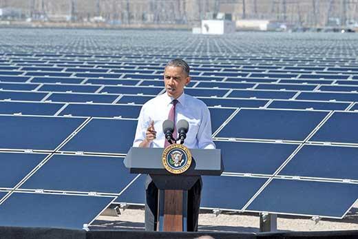 Declaración sobre la justicia del clima y el plan para energía limpia del presidente Obama