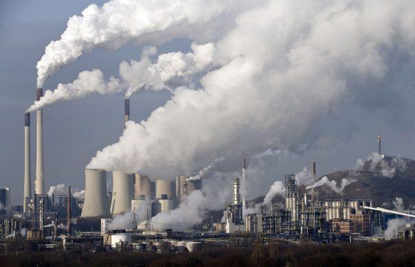 Estudiando los gases de efecto invernadero