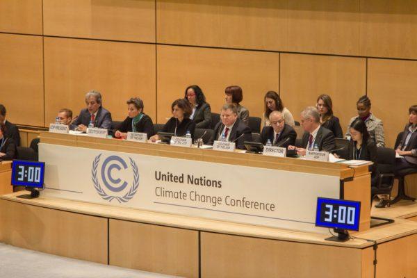ONU recibe premio Princesa de Asturias por trabajo para la prevención del cambio climático