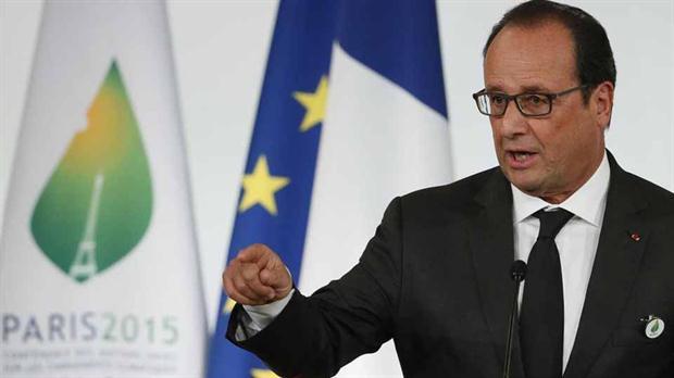 """Hollande: """"Los países desarrollados deben ayudar a los países en desarrollo"""""""