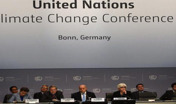 Conferencia climática de Bonn: Se consolida el trabajo de los Estados con la sociedad civil