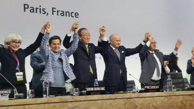 COP-21: Conoce el nuevo acuerdo mundial sobre cambio climático