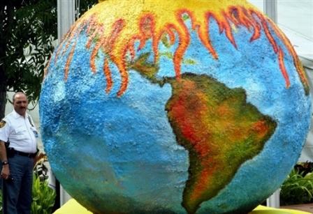 El impacto del cambio climático en Latinoamérica