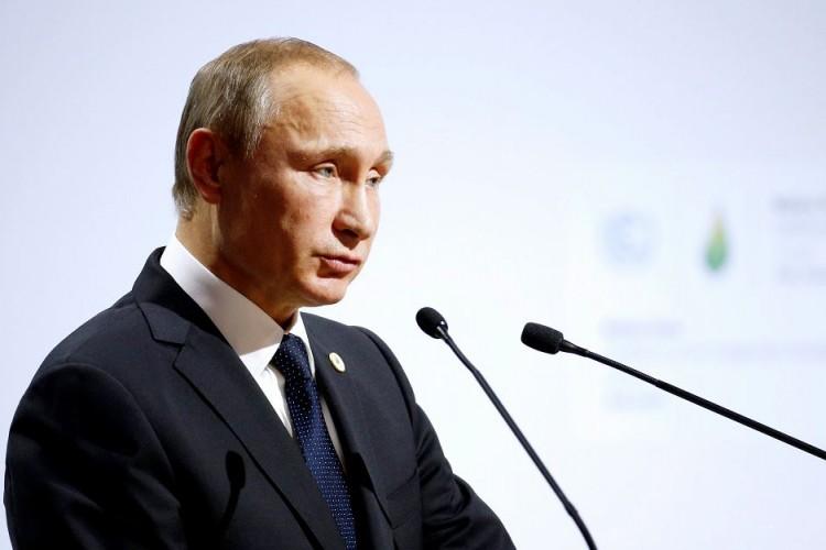 Putin pide un acuerdo vinculante que sea continuación del Protocolo de Kioto