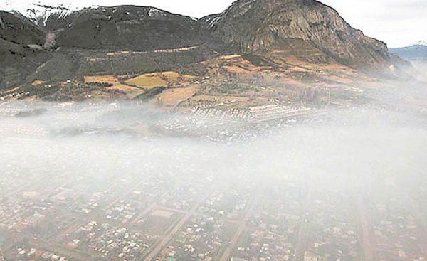 Coyhaique es la ciudad más contaminada de América
