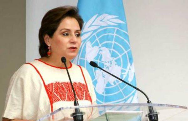 Ex canciller mexicana es la nueva secretaria ejecutiva de la CMNUCC de la ONU
