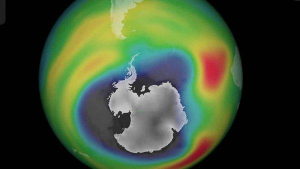 Científicos estudian efecto indeseado del cierre de capa de ozono: se calentaría la Antártica