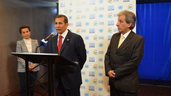 Gobierno peruano ratificó Acuerdo de París