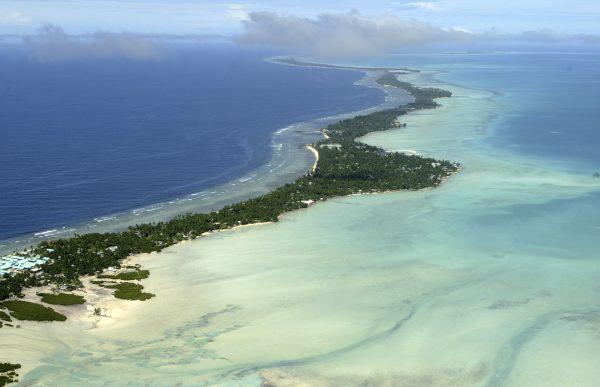 Kiribati: Un país amenazado con hundirse