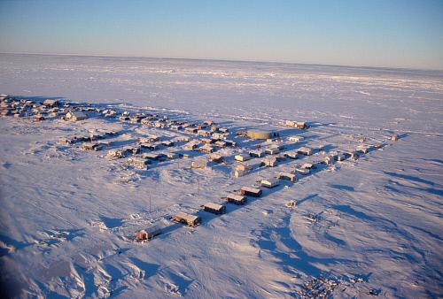 Ciudad de Alaska vota trasladarse debido al cambio climático