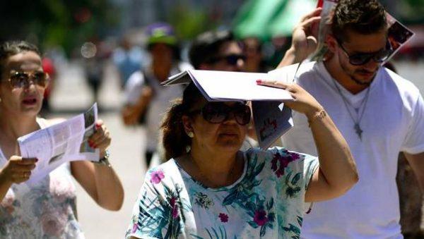 A 2050 temperatura en Santiago subirá 2,7°C y lluvias caerán 15%